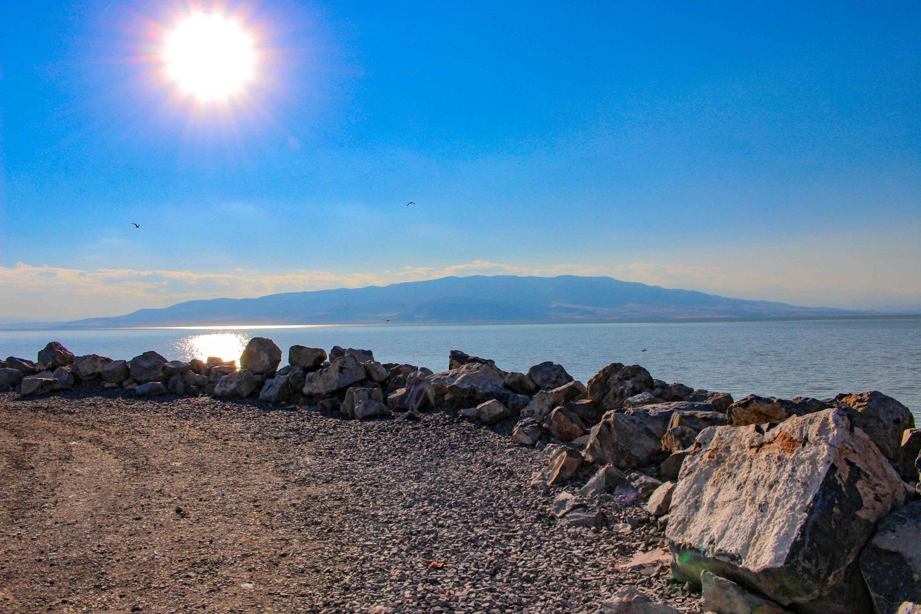 Utah Lake Provo Harbor