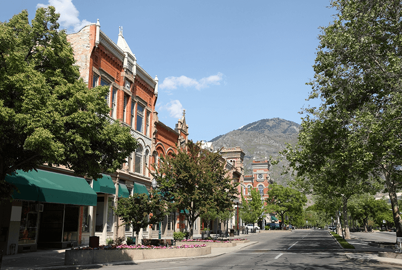 downtown-provo